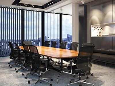 שירותי ניקיון משרדים גדולים
