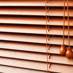 וילונות ונציאנים מעץ